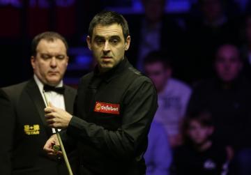 Watch: Amateur knocks O'Sullivan out of World Championship