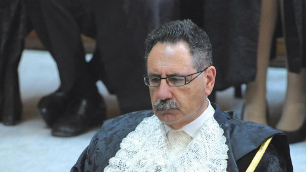 Judge Antonio Mizzi.