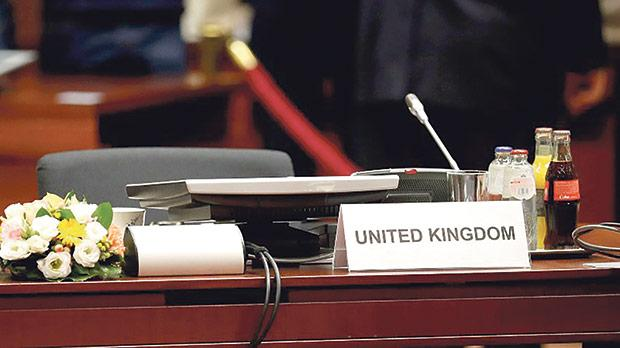 The signs so far are that Malta will be involved in negotiations on Britain's withdrawal from the EU. Photo: Reuters