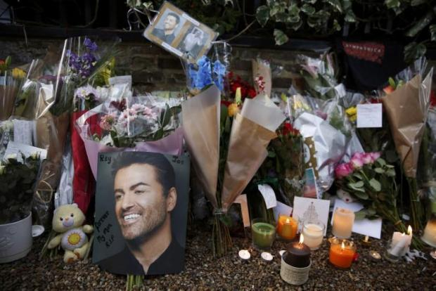 Image result for george michael autopsy