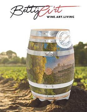 Artists are wanted for Delicata's inaugural barrel art contest.