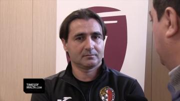 Watch: Gżira coach Abdilla wary of Spartans