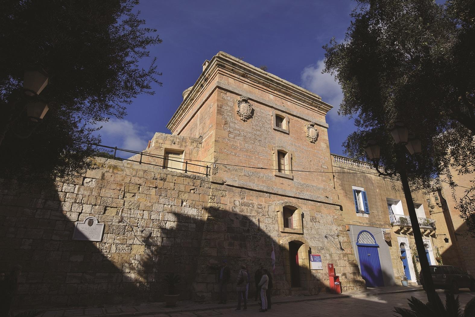 The Torre dello Standardo or Tower of the Standard
