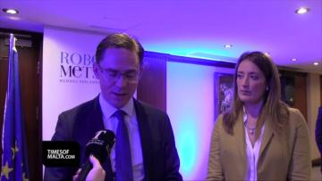Rule of law - not much has changed despite advice, says top EU official  | Mr Katainen reflects on Malta's rule of law progress - or lack of it. Video: Chris Sant Fournier