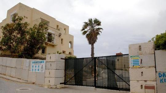 Plans to turn Mistra Village into a mega-complex never took off.