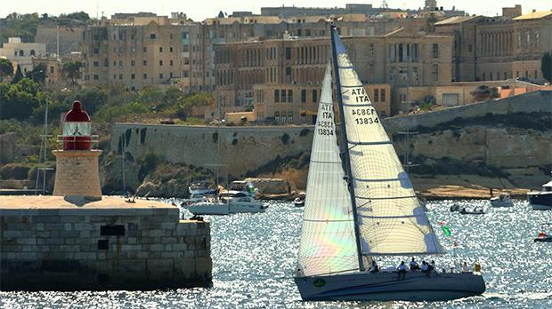 Rolex Middle Sea Race. Photo: Mario J. Cachia