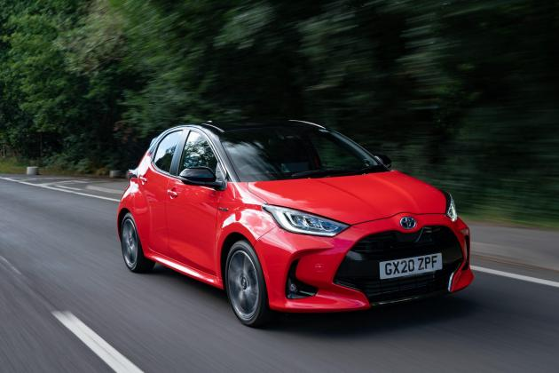Toyota's Yaris builds on the reputation of its predecessor