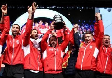Croatia vs Russia to open Davis Cup finals in Madrid