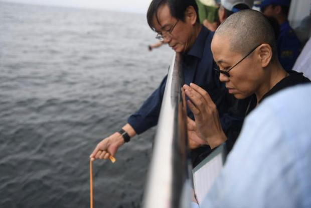 China Media: Nobel Laureate Liu Xiaobo 'Led Astray by the West'
