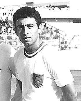 Vince Gauci fulfilled his childhood dream of playing for Valletta.