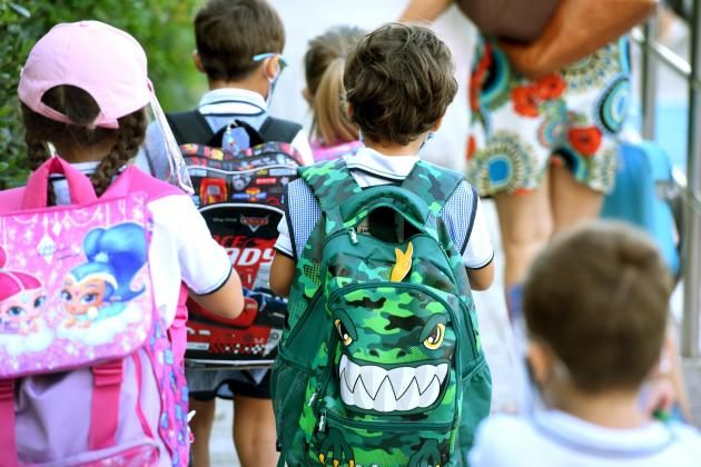COVID-19 cases among children lowest since end of last school year