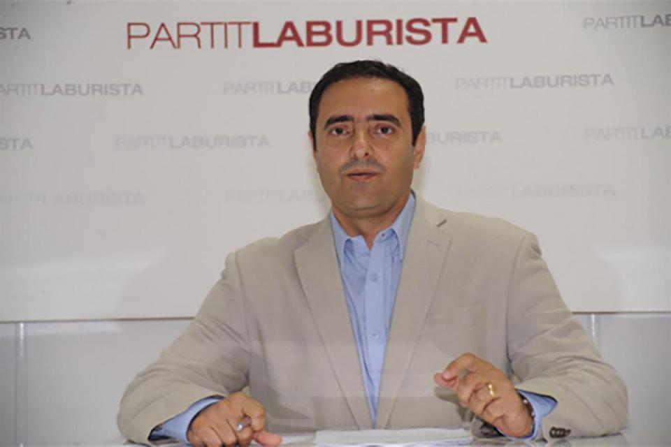 Former Labour CEO Gino Cauchi.