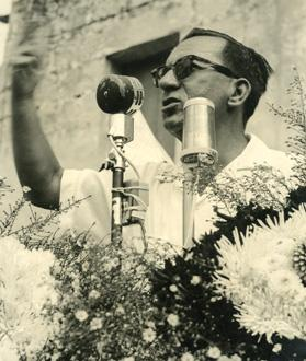 The aim of Dom Mintoff was to put pressure on Britain and the UN.