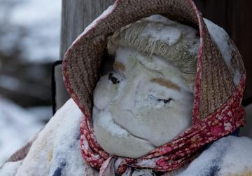 Valley of the dolls: scarecrows outnumber people in Japan village