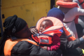 Man with disability, two babies stuck at sea as Malta refuses migrant entry