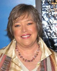 Hollywood actress Kathy Bates survived a battle with ovarian cancer nine years ago. Last year she was also diagnosed with breast cancer and had a double mastectomy.