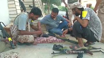 Watch: Islamic State about to lose key Libyan city