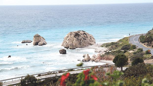 Aphrodites Rock.