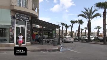 Watch: Gżira mayor warns of bars, restaurants on main roads