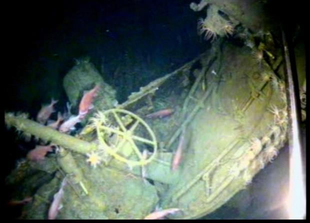 Mystery solved as Australian submarine is found after 103 years