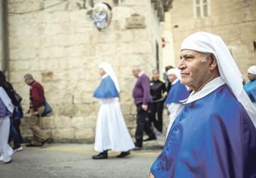 St Gregory celebrations
