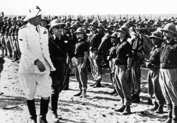 The Italian invasion of Abyssinia and the situation in Malta in 1936