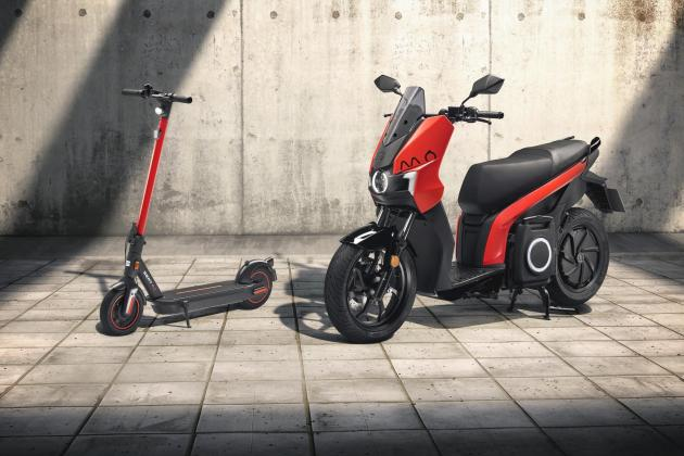 Seat introduces urban mobility options with new e-scooters