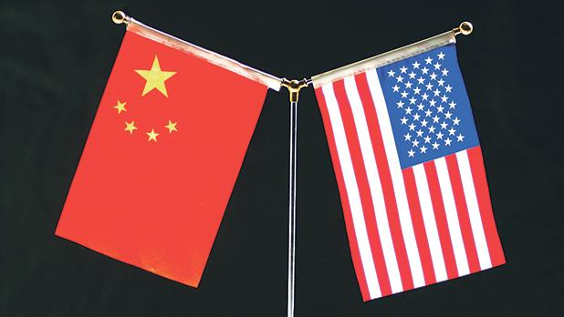 The US-China trade dispute is not essentially about trade but about two fundamentally different systems of political economy. Photo: AFP