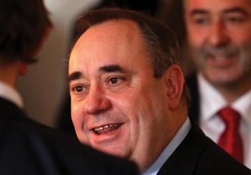 Former Scottish leader arrested in sex harassment probe