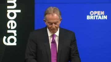 Former UK PM Tony Blair begins 'mission' to change minds on Brexit