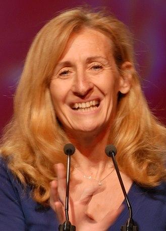 Nicole Belloubet.