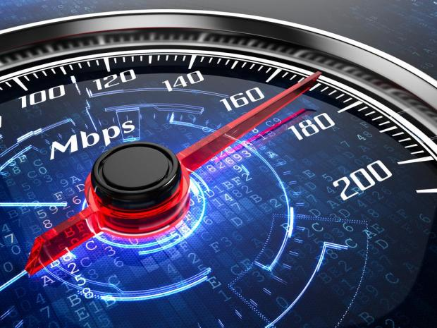 Broadband speeds in United Kingdom lag behind Europe's