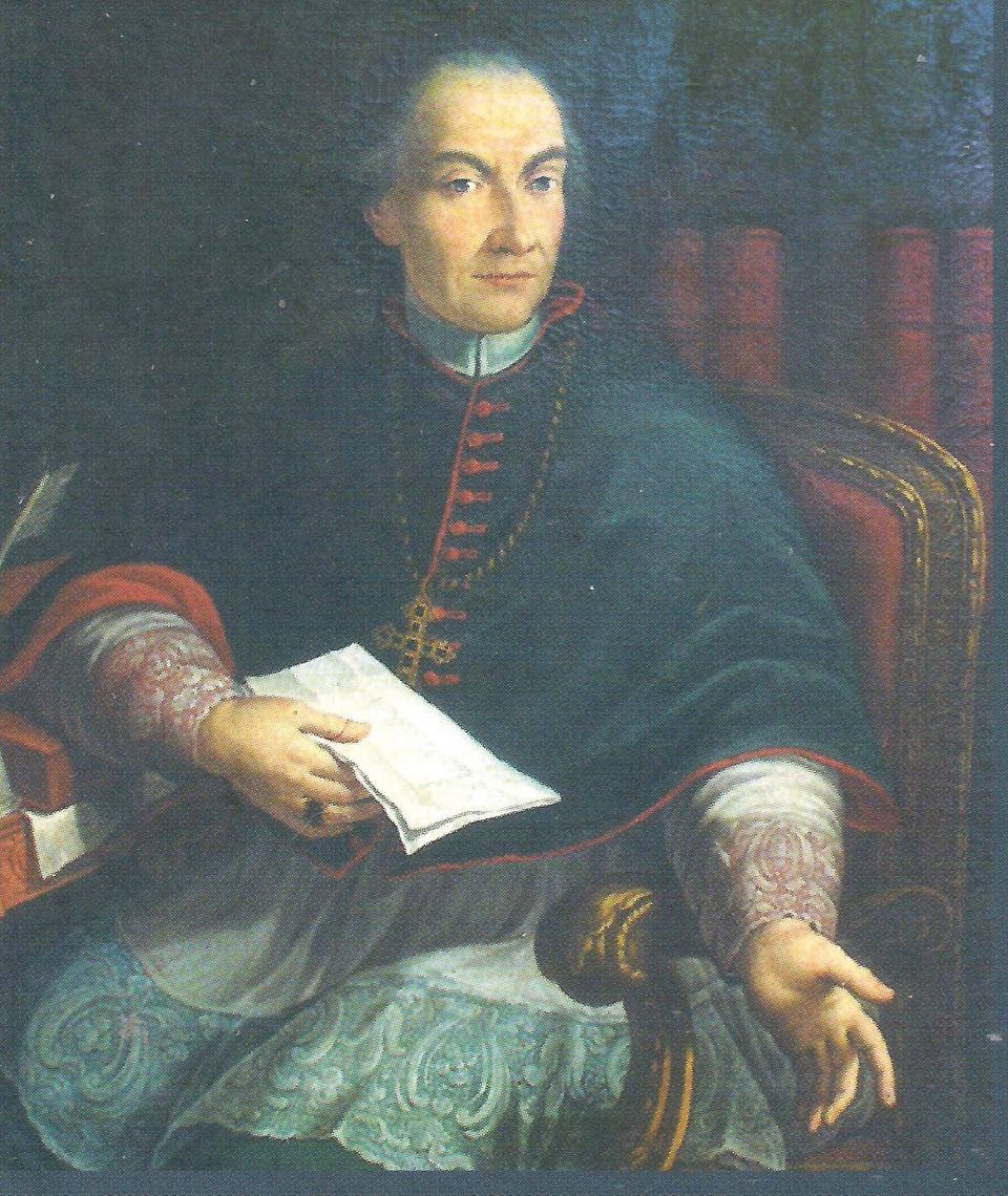 Rev. Roberto Ranieri Costaguti: the first rector of the University of Malta.