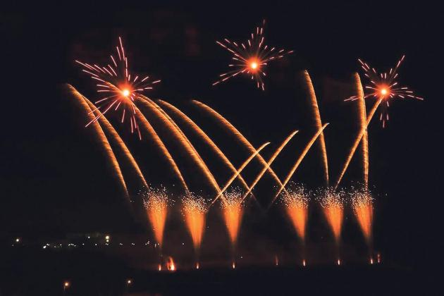 Lija fireworks to light up the sky