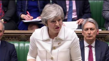 Watch: Euro MPs back Brexit delay in letter to Britain, but May prefers to stick to March 29