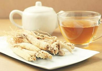 Most South Koreans drink ice-cold brown ginseng tea. Two grammes of ginseng a day taken before meals is meant to keep the doctor away.