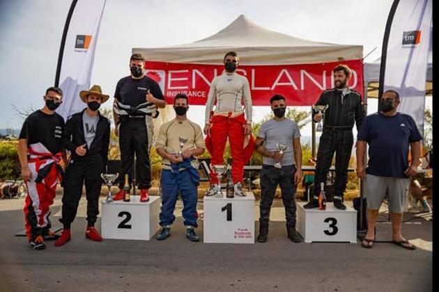 Keith Camilleri tops second round of Hillclimb championship in Mtaħleb