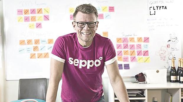 Riku Alkio, CEO of Seppo Finland.