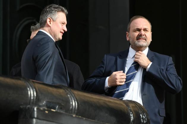 Konrad Mizzi resigns, Chris Cardona 'suspends himself'