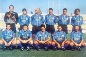 Sliema - 1995-96