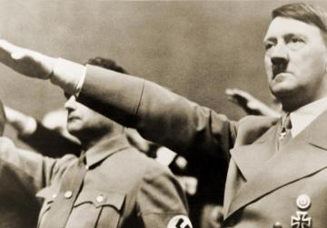 Watch: Adolf Hitler and the art of defeat (ARTE)