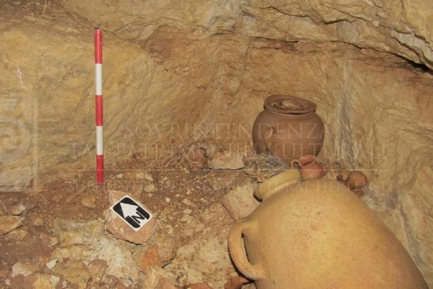 Human remains in ancient Tarxien tombs