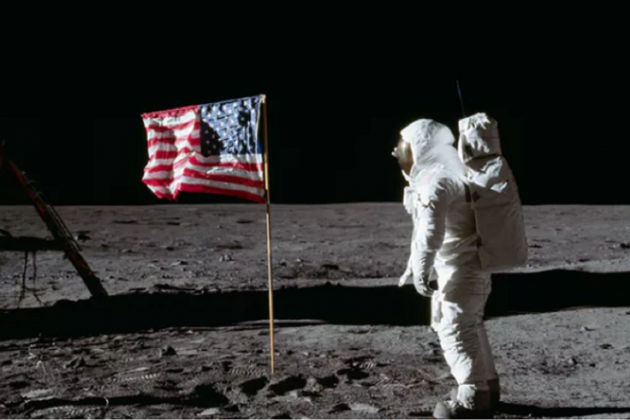 Moon landings footage would have been impossible to fake