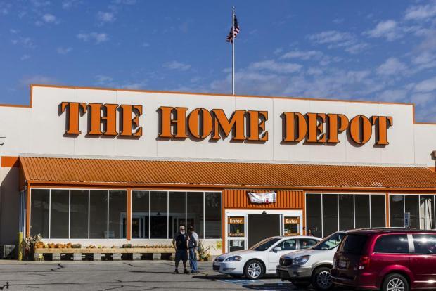 Home depot target market