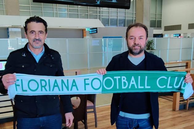 Vincenzo Potenza returns as Floriana FC coach