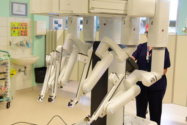 Robot to assist in surgeries at Mater Dei Hospital