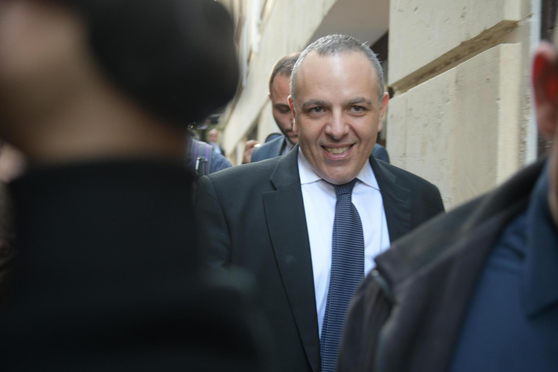 Keith Schembri has admitted spending 24 minutes on the phone to murder suspect Yorgen Fenech before he attempted to leave Malta, sparking his arrest in November