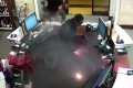 Watch what happens when an e-cigarette explodes in man's pocket