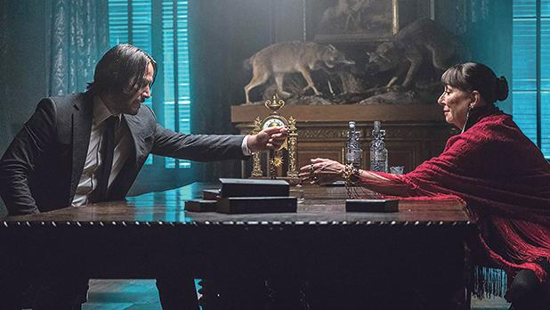 Keanu Reeves must turn to old friends in John Wick: Chapter 3 - Parabellum.