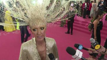 Watch: The weird and the wonderful at New York's Met Gala, fashion's biggest night